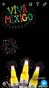 Estrella Jalisco Snapchat Geofilter