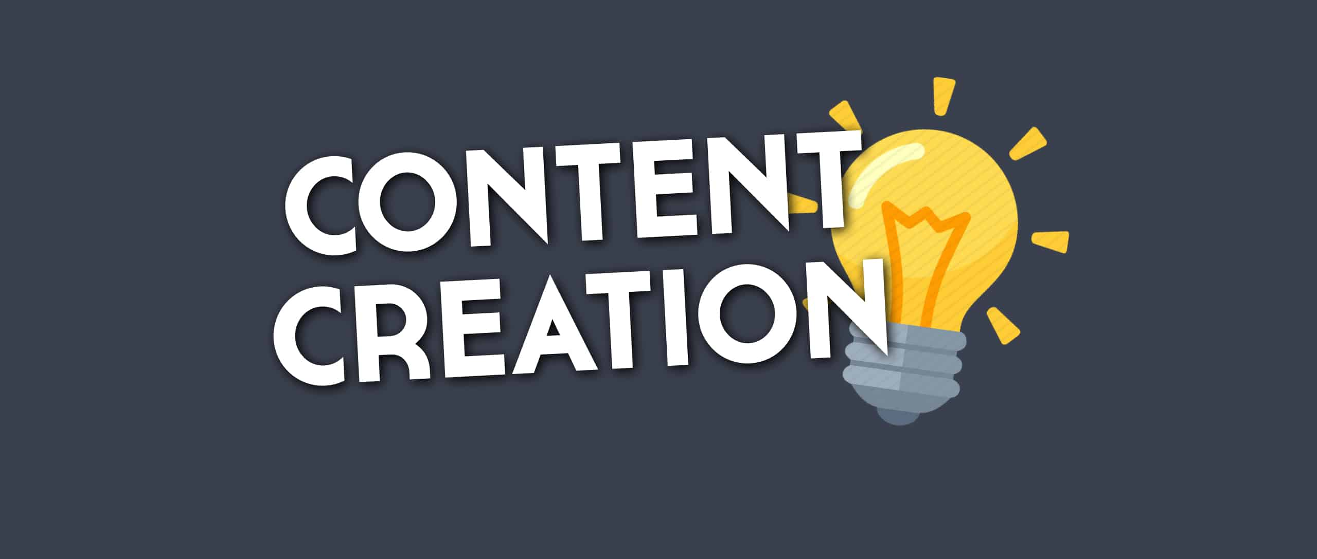 5 Habits You Need to be Successful in Content Creation
