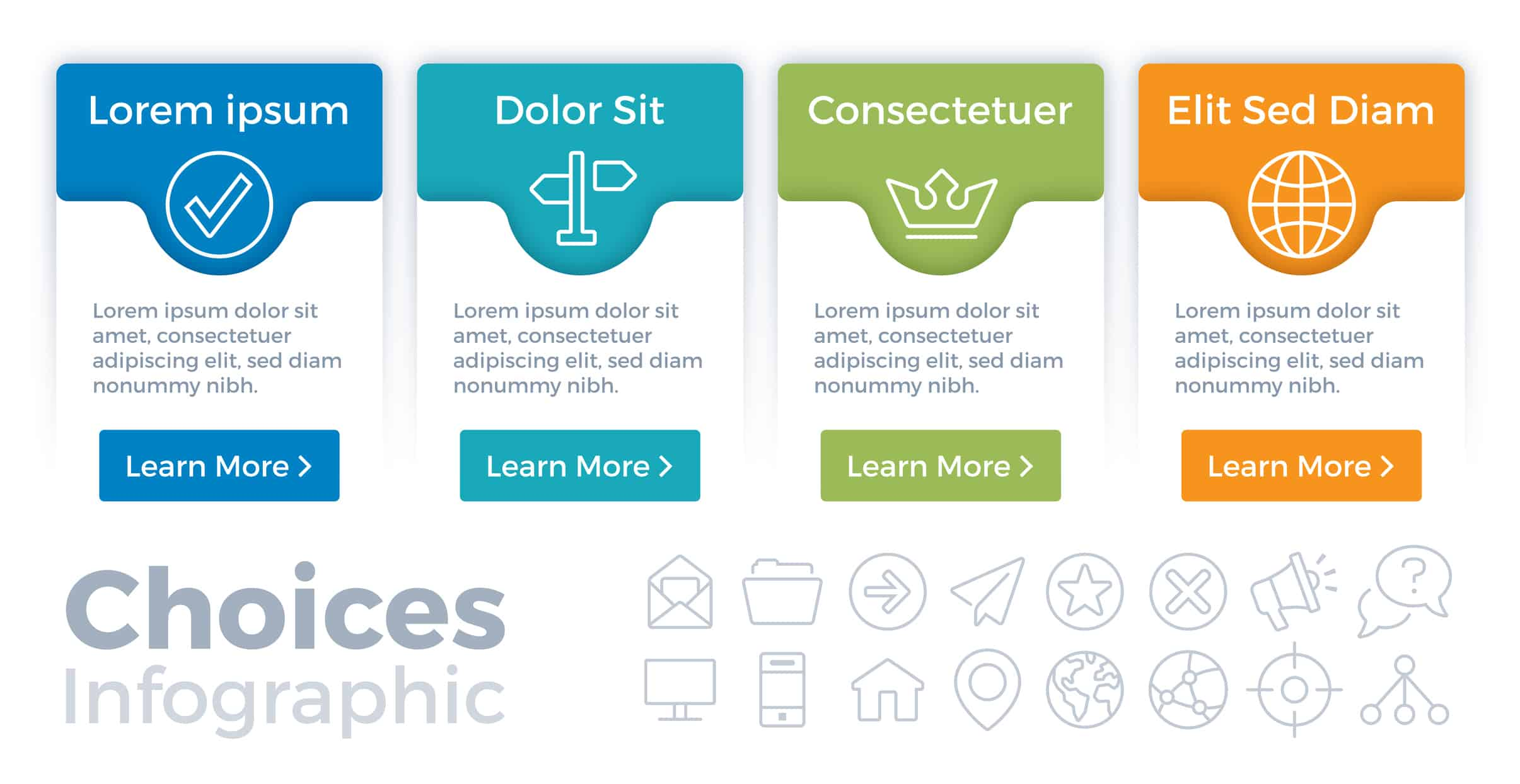 6 Steps to More Effective Infographics