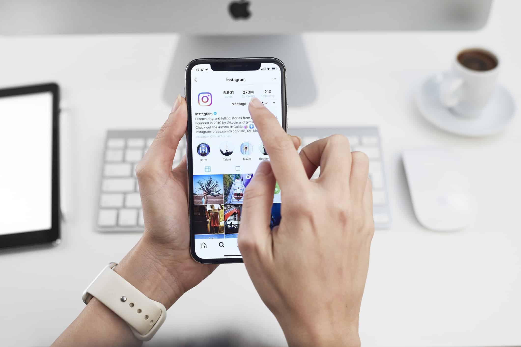 5 Instagram Story Marketing Tips